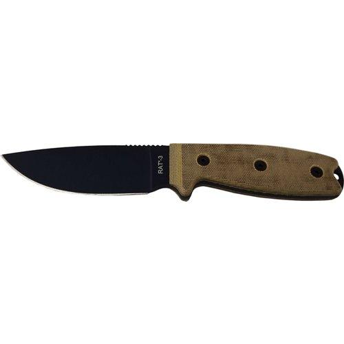 Ontario Knife Company RAT-3 Adventurer Fixed Knife