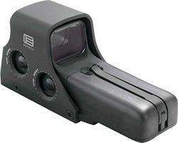 EOTech 512 1 x 30 - 20 Tactical Scope
