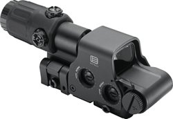 EOTech Holographic Hybrid Sight I™ EXPS3-4 with G33.STS Magnifier