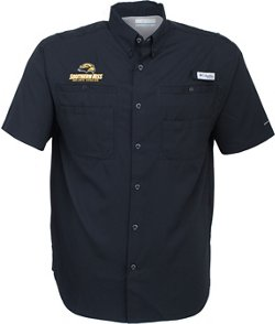 Columbia Sportswear Men's University of Southern Mississippi Tamiami™ Button Down Shirt
