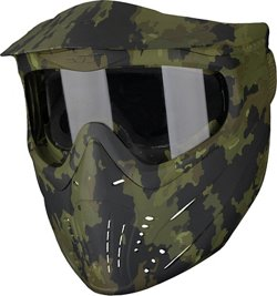 Adults' Premise Camo Paintball Goggle System