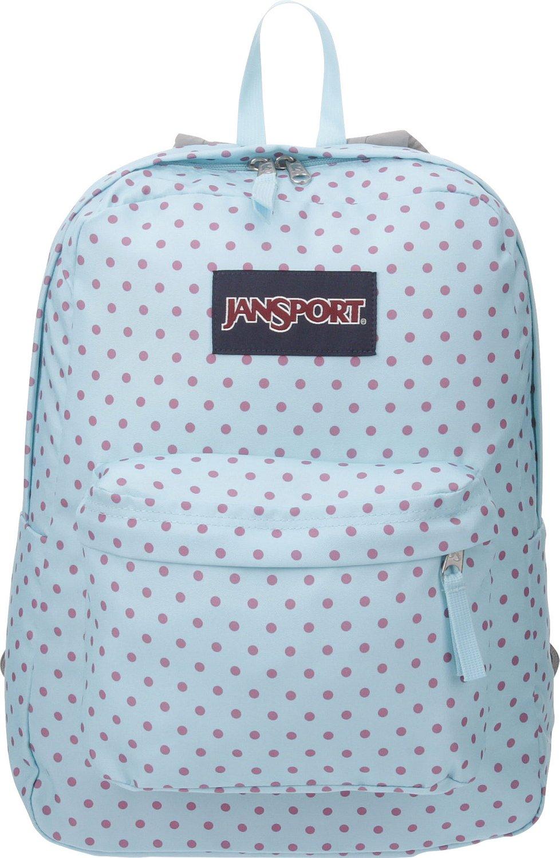 san francisco e807c 10cda JanSport SuperBreak Backpack   Academy
