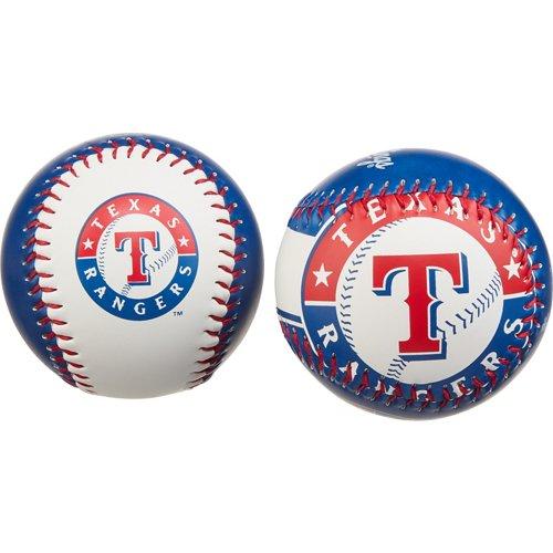 Rawlings Texas Rangers Double Play Soft-Core Baseballs 2-Pack