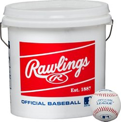 Rawlings R8U Recreational Baseball Bucket
