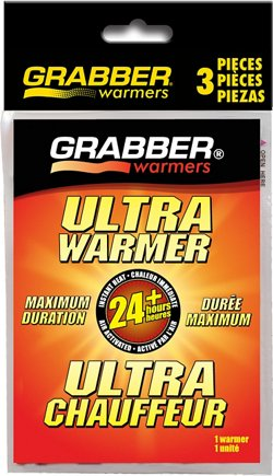 Grabber Ultra Warmer 3-Pack