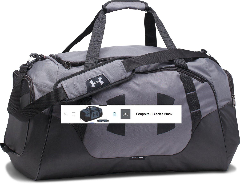 61e7548a58 Under Armour Undeniable II Duffel Bag | Academy