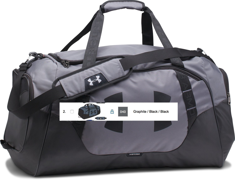 3e28258cc7e9 Under Armour Undeniable II Duffel Bag