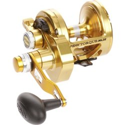 Torque TRQ30LD2 Lever Drag 2-Speed Conventional Reel
