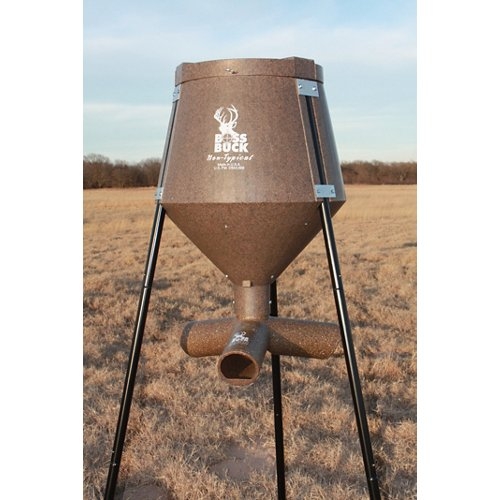 Boss Buck All In Series 200 lb Protein Feeder