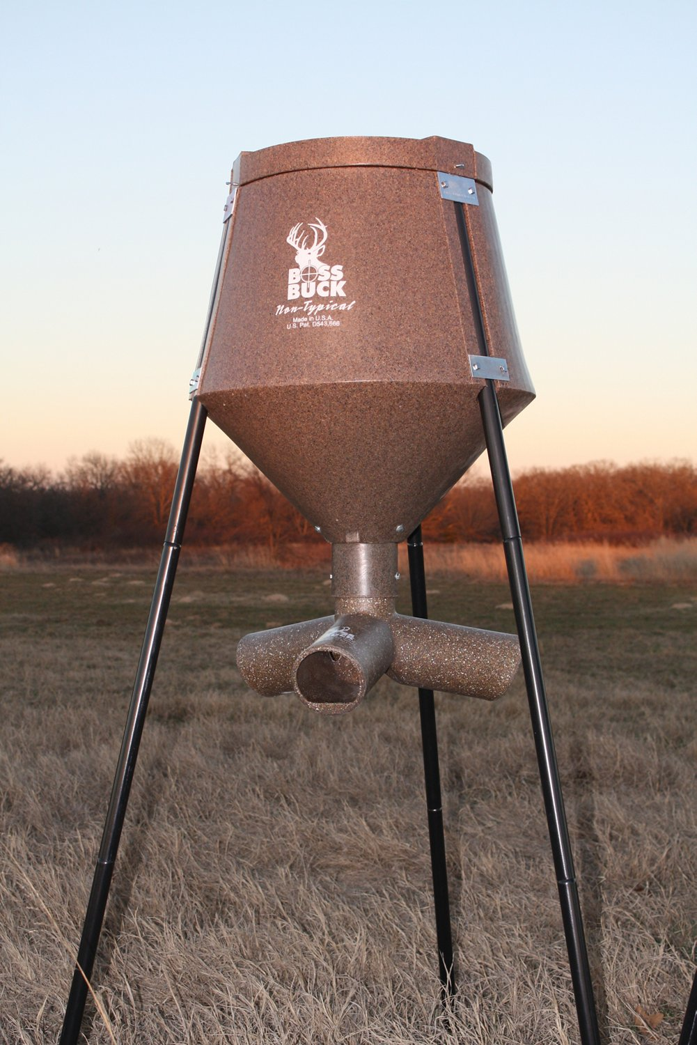 Boss Buck All In Series 200 lb Protein Feeder - view number 1