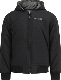 Columbia Sportswear Boys' Evergreen Ridge Reversible Jacket
