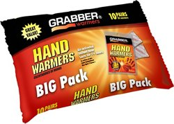 Game Winner® Grabber Hand Warmers 10-Pack