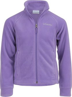 Columbia Sportswear Girls' Benton Springs Fleece Jacket