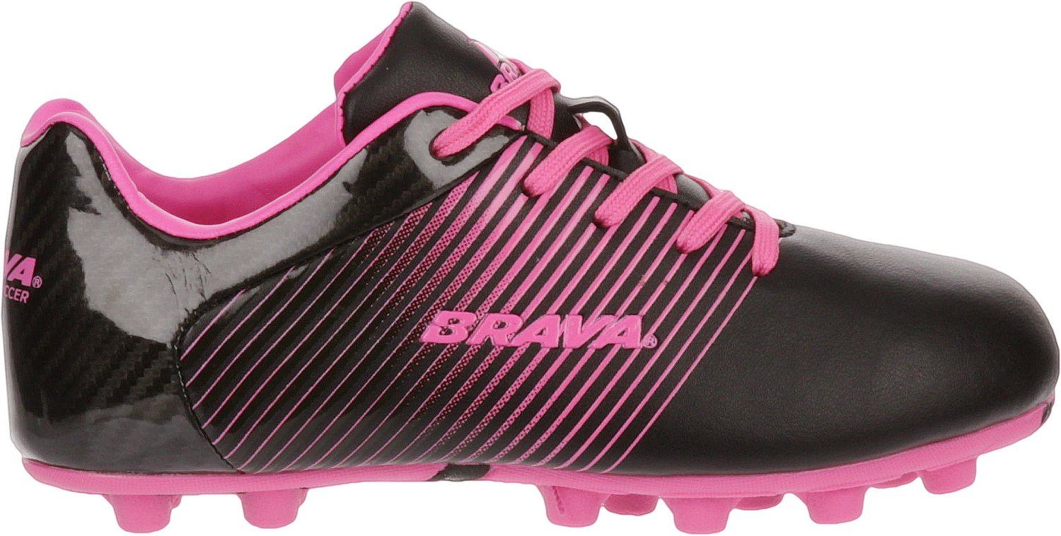 59cc8c9b0 Display product reviews for Brava Soccer Girls  Racer Cleats
