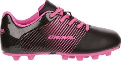 Brava Soccer Girls' Racer Cleats