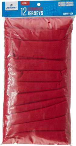 Academy Sports + Outdoors Men's Scrimmage Vests 12-Pack