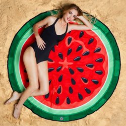 BigMouth Watermelon Beach Blanket