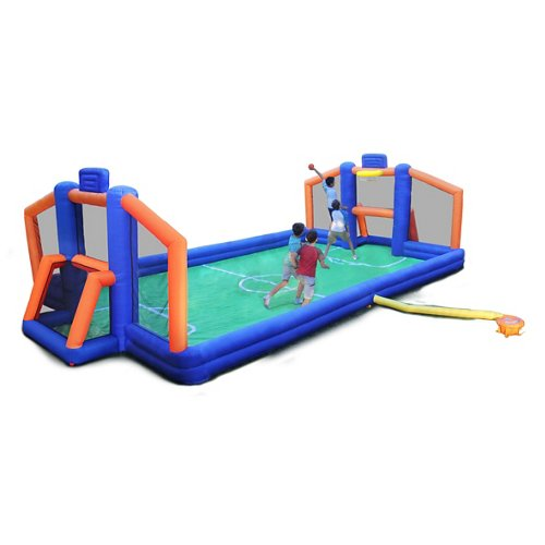 Sportspower 2-in-1 Ultimate Sports Arena