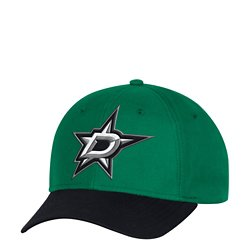 adidas Men's Dallas Stars Performance Structured Adjustable Cap