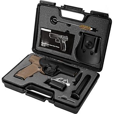 Canik TP9SF Desert 9mm Luger Pistol with Warren Sights