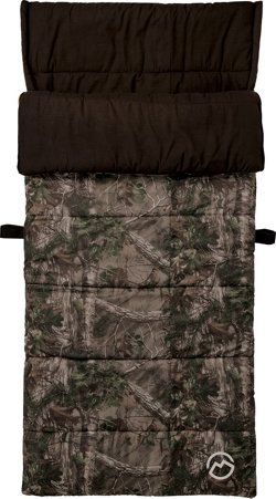 10 Degrees F Rectangular Sleeping Bag