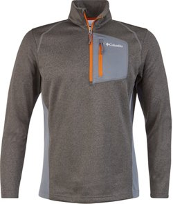 Columbia Sportswear Men's Jackson Creek 1/2 Zip Top