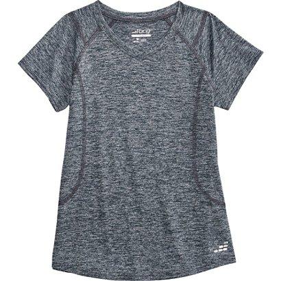 5cb7d5d1 BCG Girls' Heather Turbo Tech Training T-shirt | Academy
