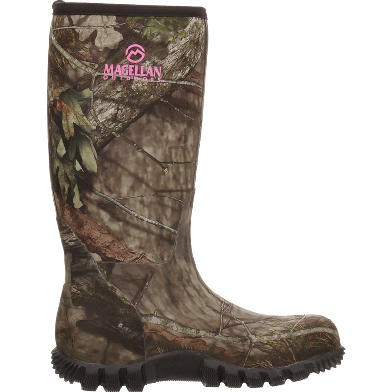 Magellan Outdoors Women's Field Boot III Hunting Boots, 8 – Insulated Rubber at Academy Sports