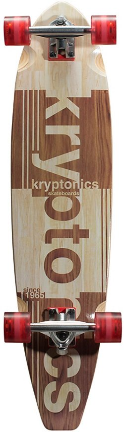 Kryptonics Blocktail Authentic-65 36 in Longboard