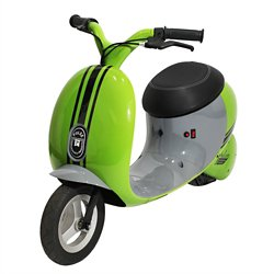 Pulse Kids' Street Cruiser E-Motorcycle