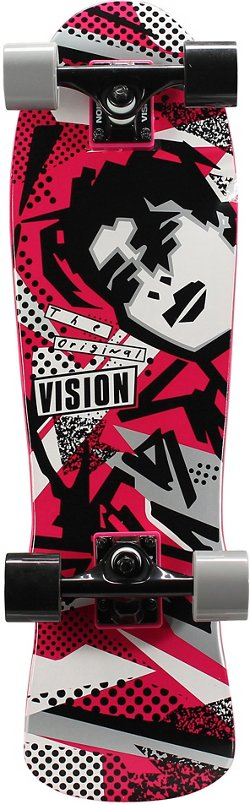 Vision Mini Cruiser GNZ 28 in Skateboard