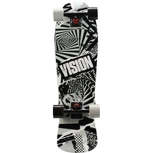 Vision Mini Cruiser Twisted 28 in Skateboard