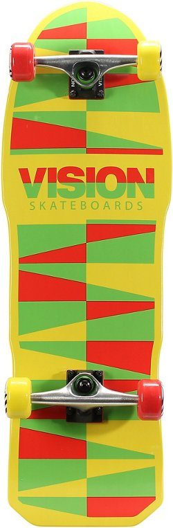 Vision Popsicle OG Shredder 31 in Skateboard