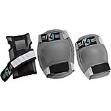 Kryptonics Youth Starter Knee, Elbow and Wrist Pad Set