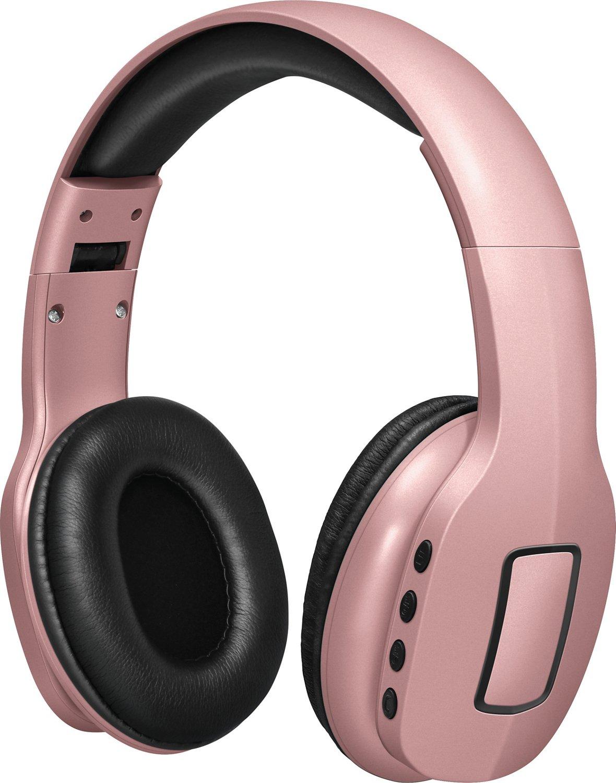 25b11fd9e8d iWorld™ Metallic Wireless Bluetooth® Headphones   Academy