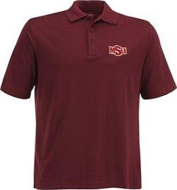 Antigua Men's Midwestern State University Pique Xtra-Lite Polo Shirt