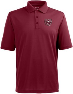 Antigua Men's Missouri State University Pique Xtra-Lite Polo Shirt