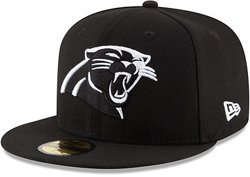 New Era Men's Carolina Panthers 59FIFTY League Basic Cap