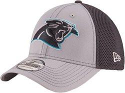 New Era Men's Carolina Panthers Grayed Out Neo 2T 39THIRTY Cap