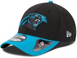 New Era Boys' Carolina Panthers Team Classic 39THIRTY Cap