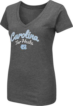 Women's University of North Carolina Team Font Arch T-shirt