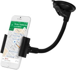 iHome Windshield Suction Cup Smartphone Car Mount