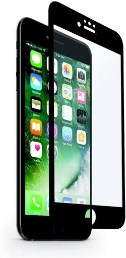 iHome Tempered-Glass iPhone 6 Plus/7s Plus Screen Protector