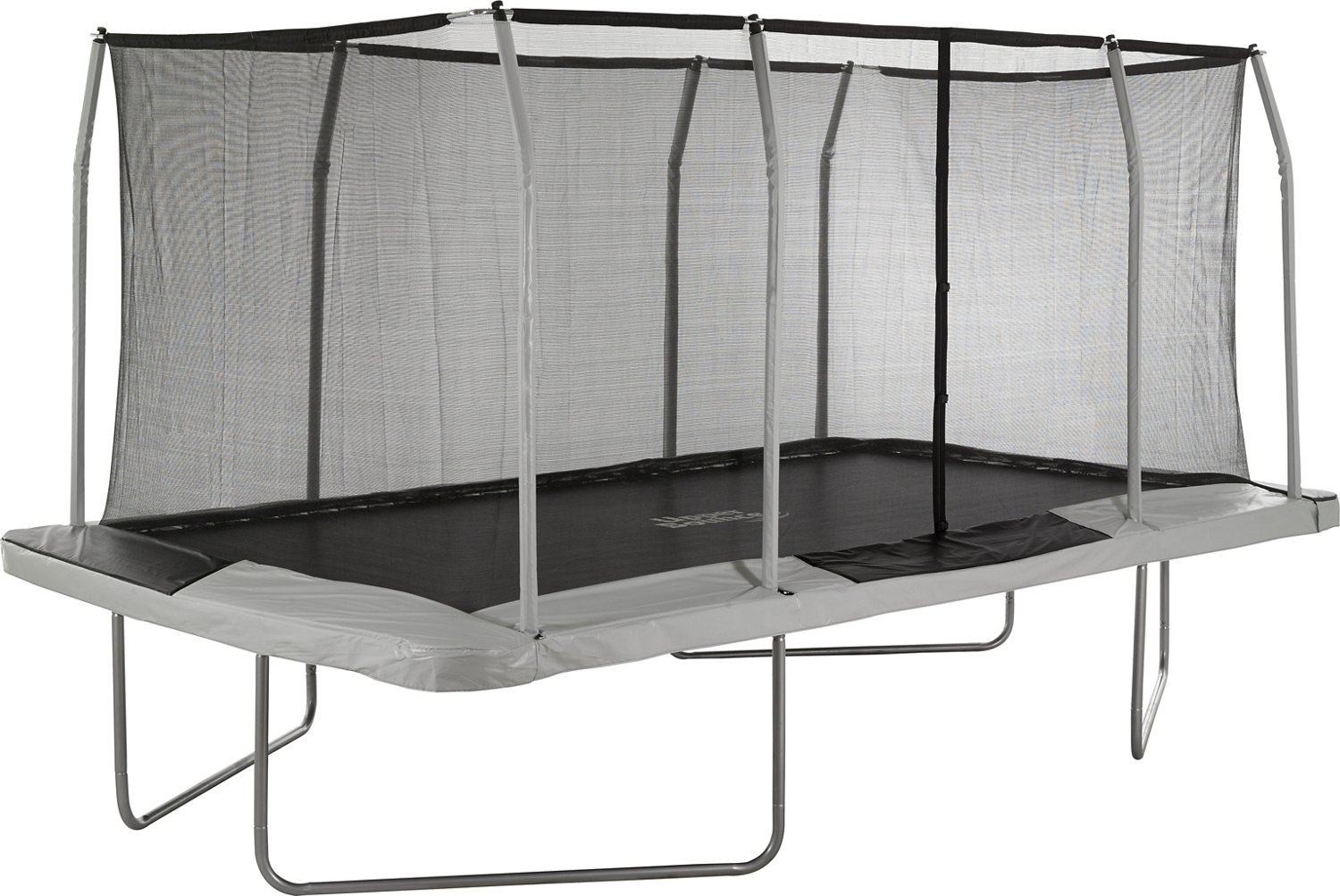 Upper Bounce 9 ft x 15 ft Rectangular Trampoline with Enclosure - view number 2