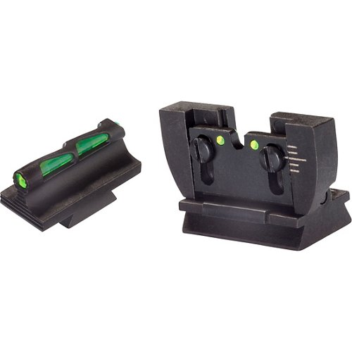 HIVIZ Shooting Systems LITEWAVE Interchangeable Ruger 10/22 Rifle Front and Rear Sight Set