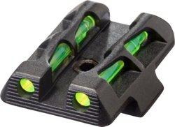 HIVIZ Shooting Systems Litewave Interchangeable GLOCK 42/43 Pistol Rear Sight