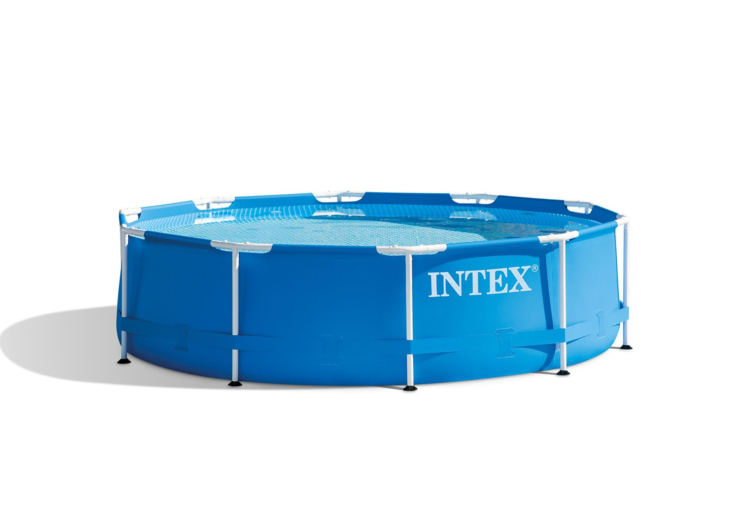 394ff88b7dac Display product reviews for INTEX 10ft x 30in Metal Frame Round Pool Set