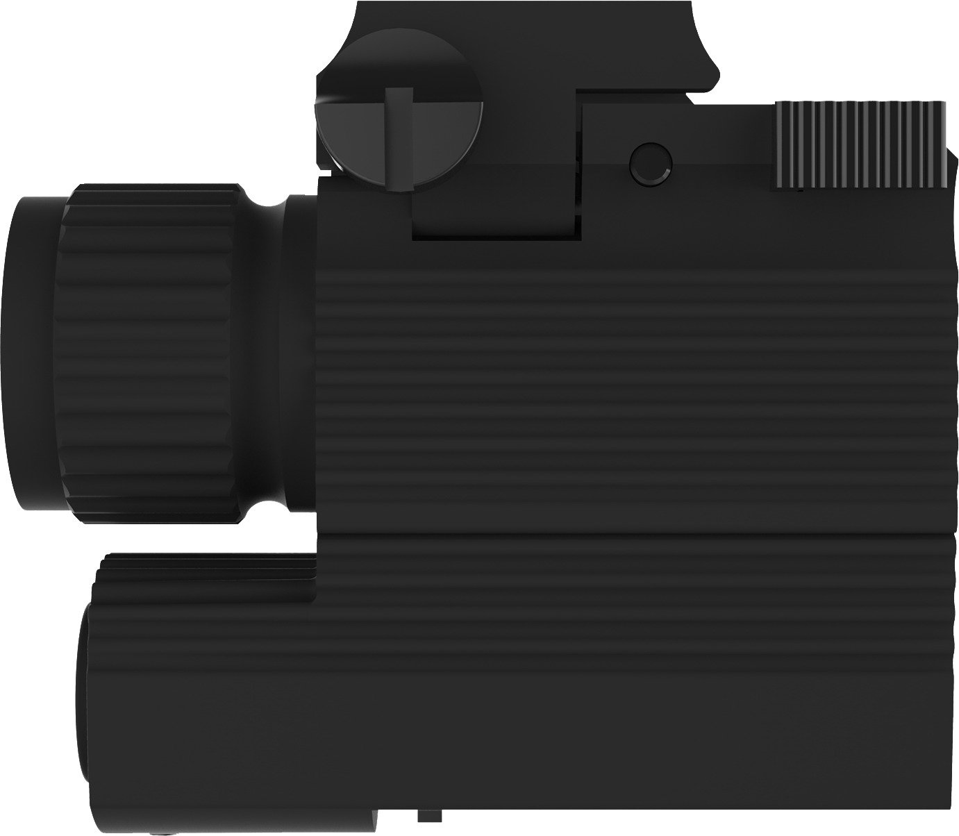 iProtec 190 Lumen Firearm Light with Green Laser - view number 1