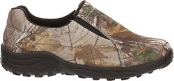 Magellan Outdoors Boys' Camo Moc II Slip-On Shoes