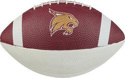 Rawlings™ Texas State University Hail Mary Youth-Size Rubber Football